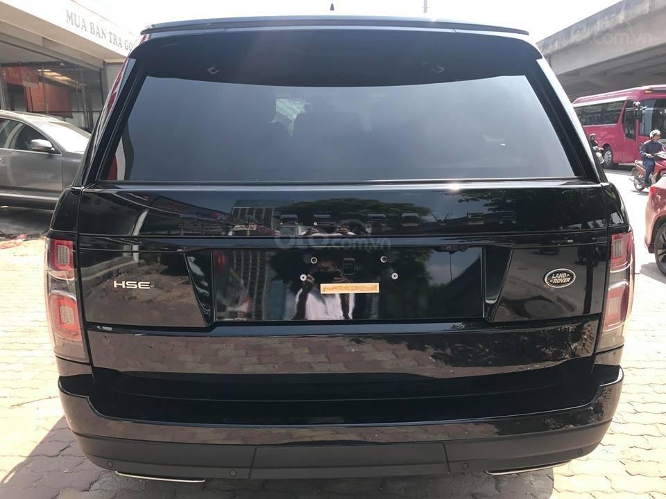 Bán LandRover Range Rover HSE Black Edition sản xuất 2019 đen, xe nhập khẩu, giao ngay (5)