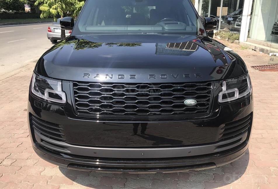 Bán LandRover Range Rover HSE Black Edition sản xuất 2019 đen, xe nhập khẩu, giao ngay (10)