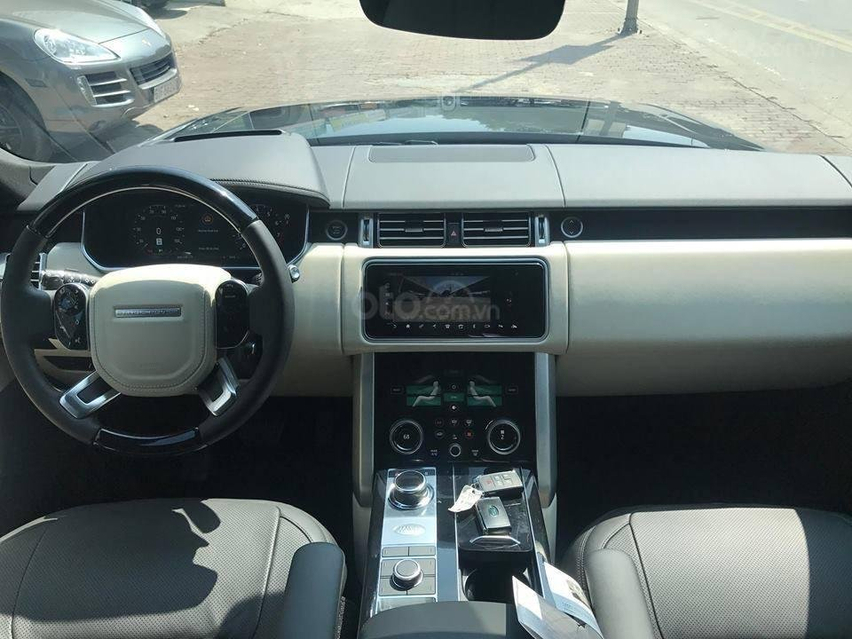 Bán LandRover Range Rover HSE Black Edition sản xuất 2019 đen, xe nhập khẩu, giao ngay (12)