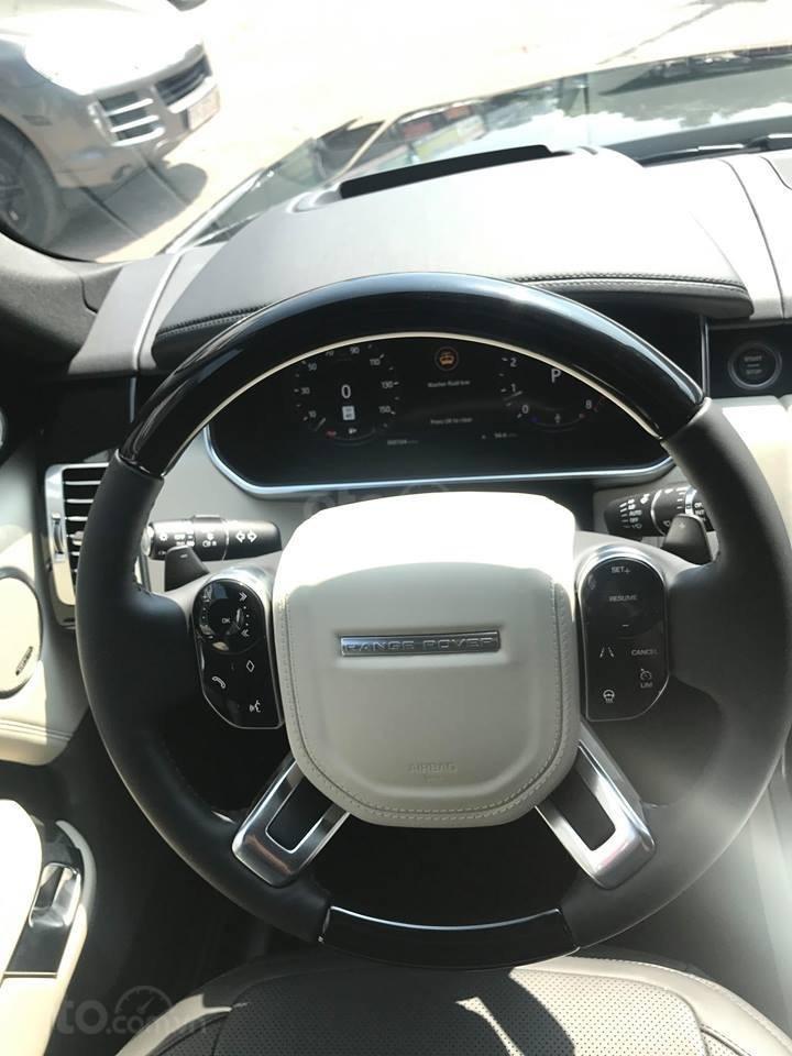 Bán LandRover Range Rover HSE Black Edition sản xuất 2019 đen, xe nhập khẩu, giao ngay (14)