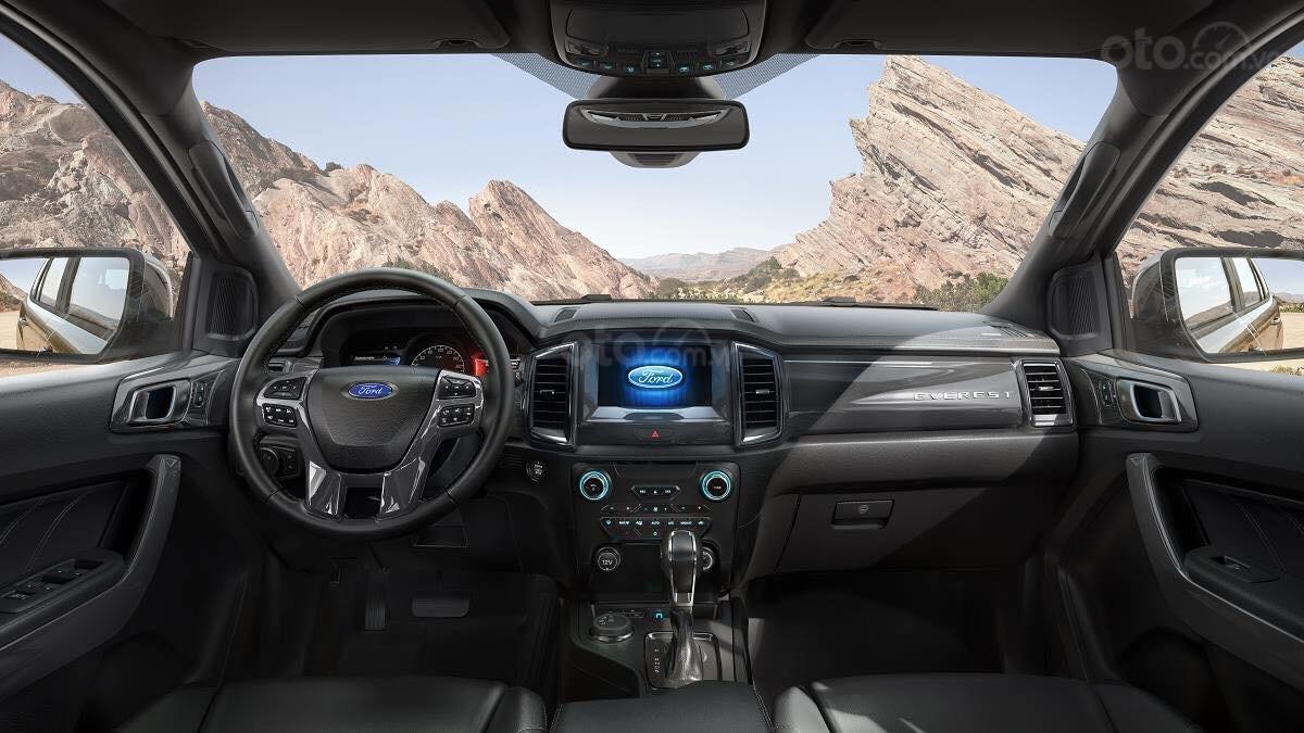 Ford Everest 2019, xe nhập, giá cạnh tranh giao ngay, kèm theo nhiều ưu đãi hấp dẫn 0938211346-5