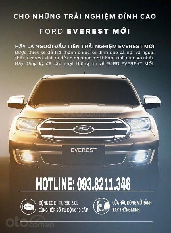 Ford Everest 2019, xe nhập, giá cạnh tranh giao ngay, kèm theo nhiều ưu đãi hấp dẫn 0938211346-7