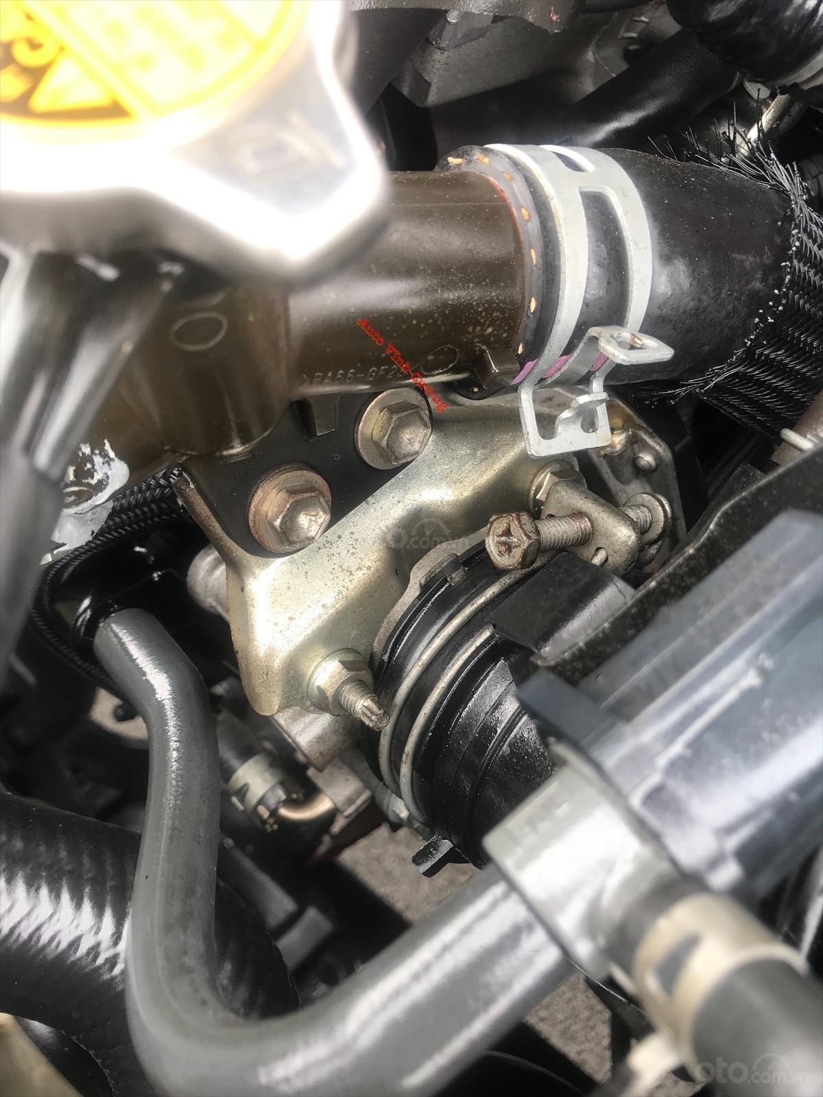 Bán xe Toyota Vios 1.5E MT đời 2009, màu đen-7