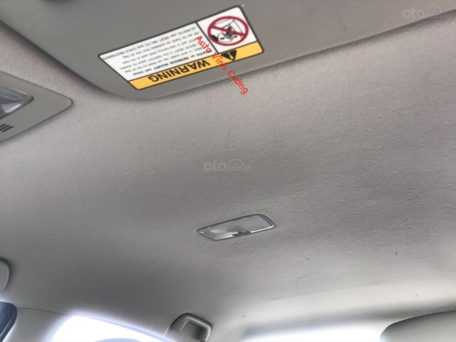 Bán xe Toyota Vios 1.5E MT đời 2009, màu đen-13