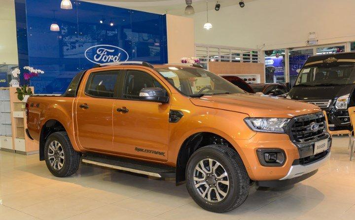 Bảng giá chi tiết gói phụ kiện của Ford Ranger 2019