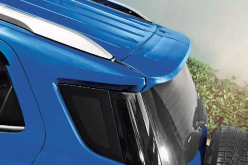 Phụ kiện ngoại thất chính hãng của Ford Ecosport - Ảnh 2.