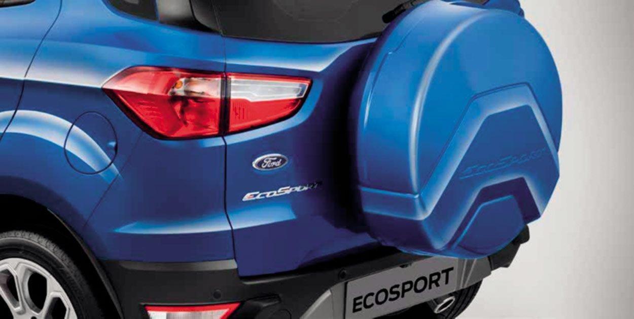 Phụ kiện ngoại thất chính hãng của Ford Ecosport - Ảnh 4.