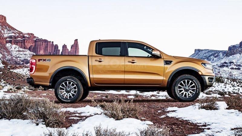 Ford Ranger 2019 cập nhật công nghệ an toàn