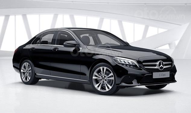 Xe Mercedes C200