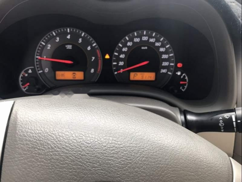 Bán Toyota Corolla Altis G đời 2009, màu đen chính chủ-4