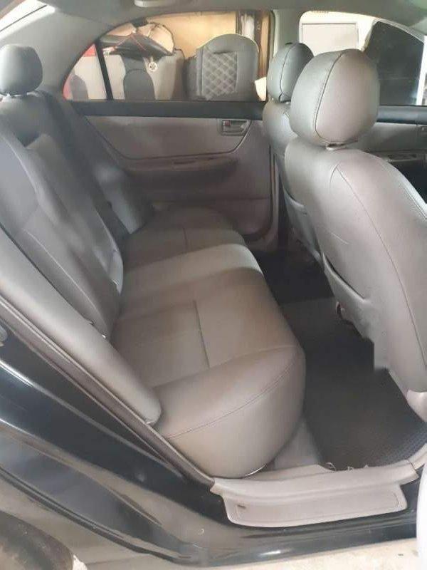 Bán ô tô Toyota Corolla Altis 1.8 MT đời 2002, màu đen xe gia đình-3