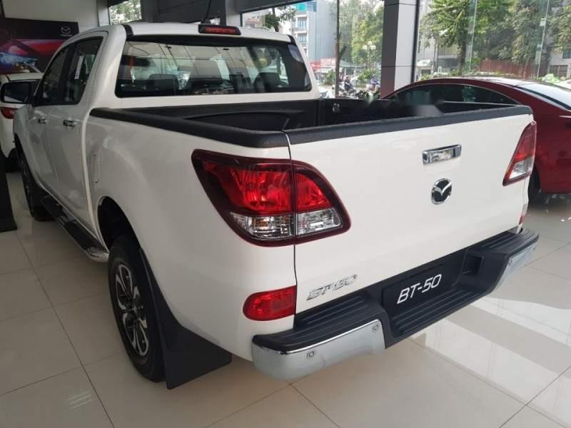 Cần bán Mazda BT 50 sản xuất năm 2019, màu trắng, nhập khẩu nguyên chiếc giá cạnh tranh-4