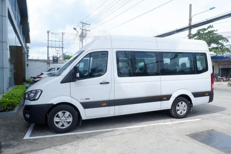 Bán Hyundai Solati sản xuất 2019, màu trắng -0