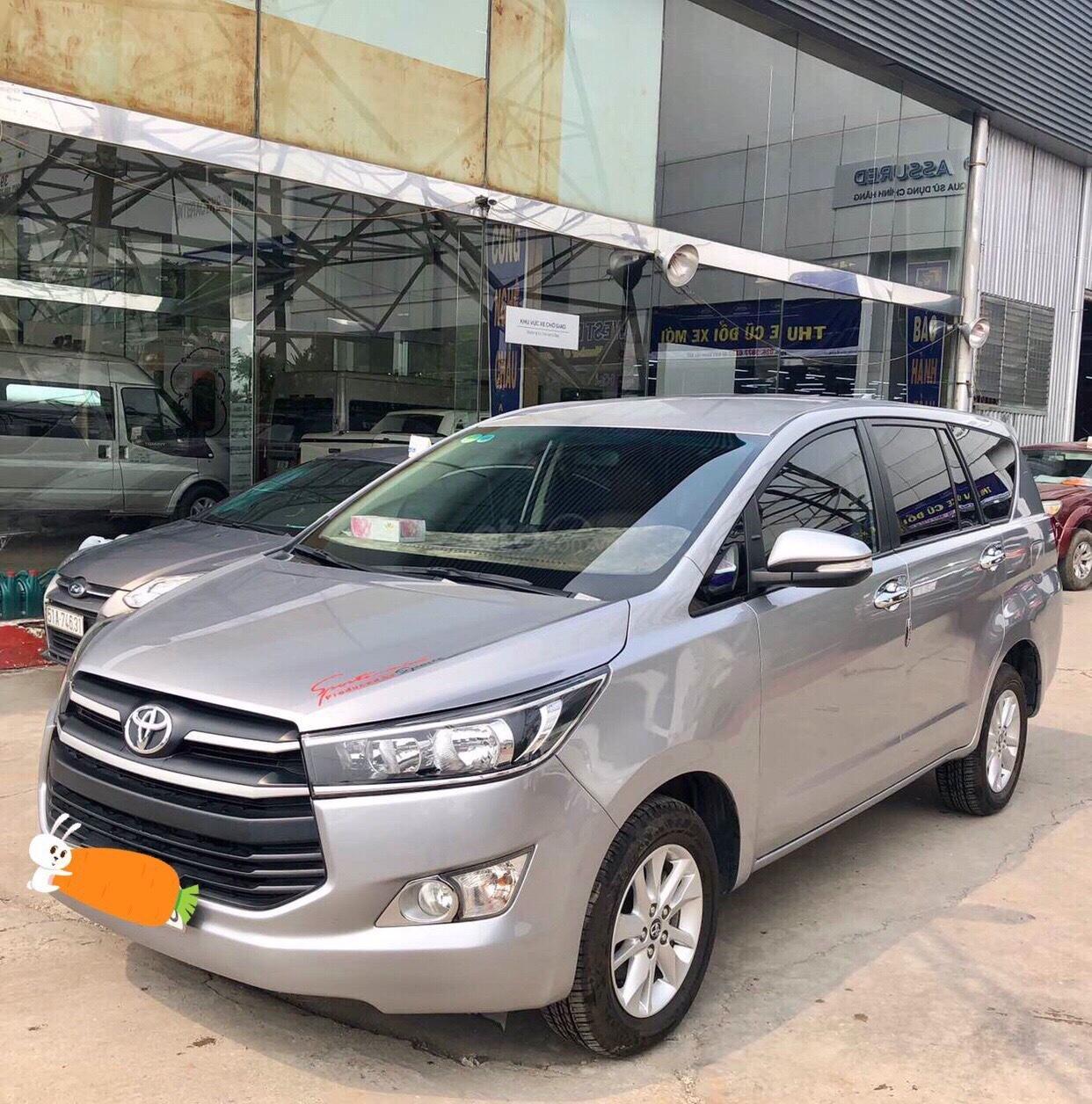 Toyota Innova 2.0E MT 2017, xe bán tại hãng Ford An Lạc-2