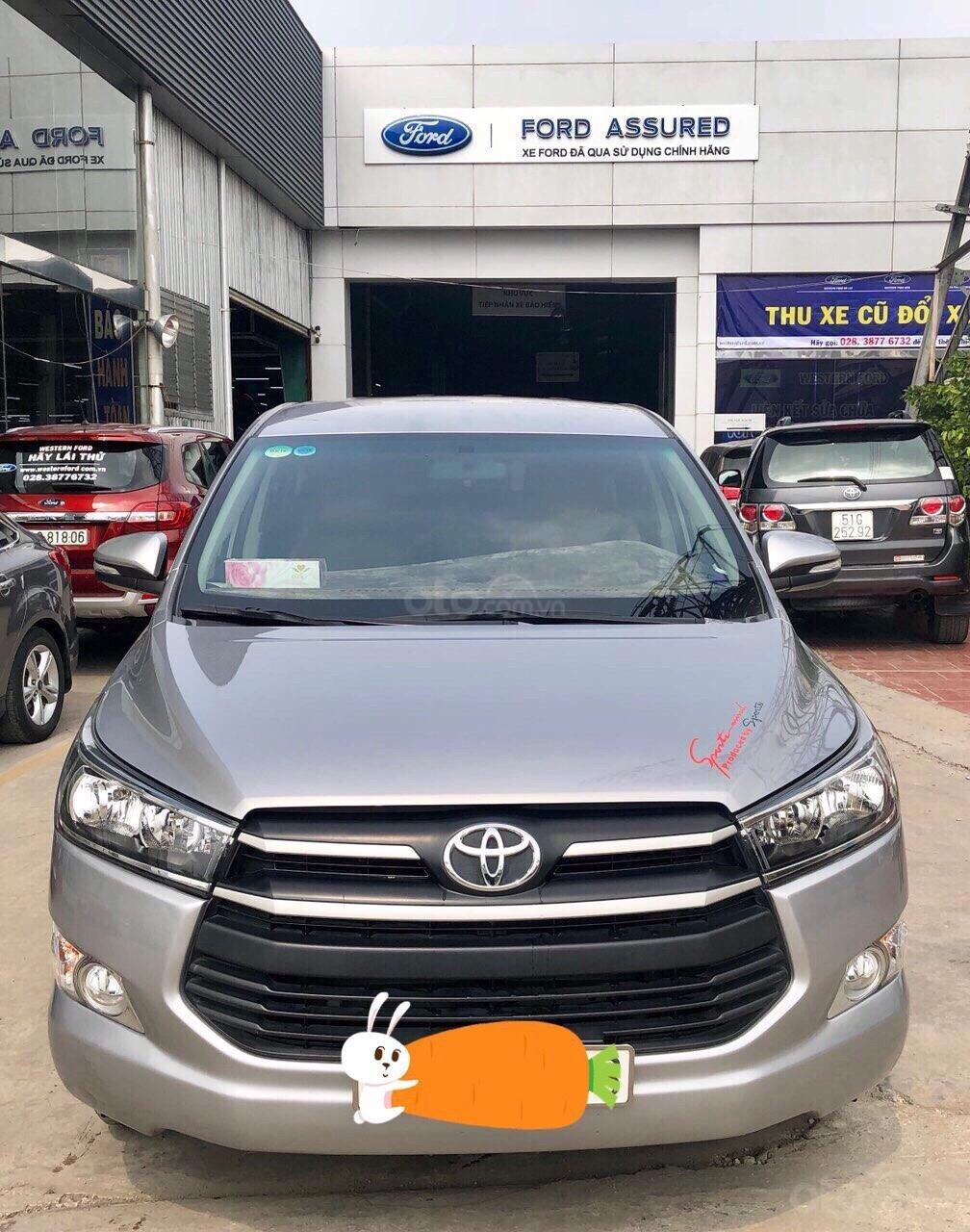 Toyota Innova 2.0E MT 2017, xe bán tại hãng Ford An Lạc-0