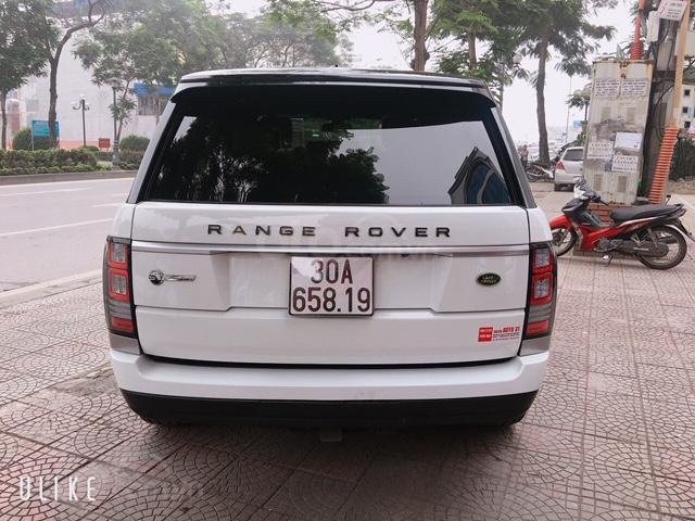 Cần bán xe LandRover Range Rover HSE đời 2014, màu trắng, nhập khẩu nguyên chiếc-4