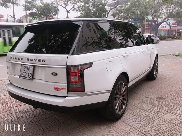 Cần bán xe LandRover Range Rover HSE đời 2014, màu trắng, nhập khẩu nguyên chiếc-5
