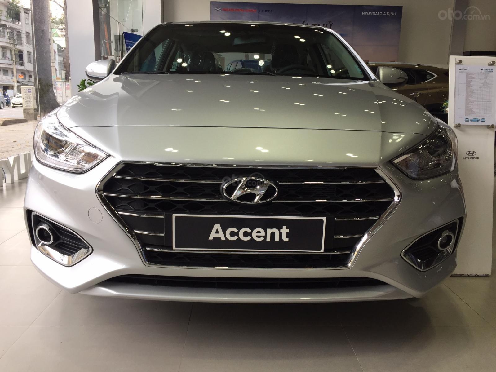 Bán Hyundai Accent 2019 mới, hỗ trợ vay trả góp 80 -90%-0