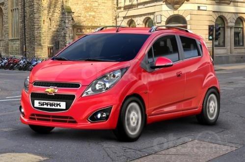 Đánh giá xe Chevrolet Spark