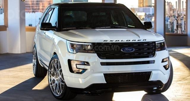 Đánh giá xe Ford Explorer