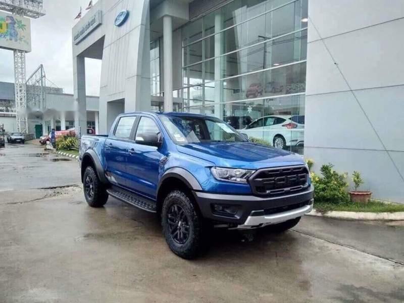 Cần bán Ford Ranger 2019, màu xanh lam, xe nhập-0