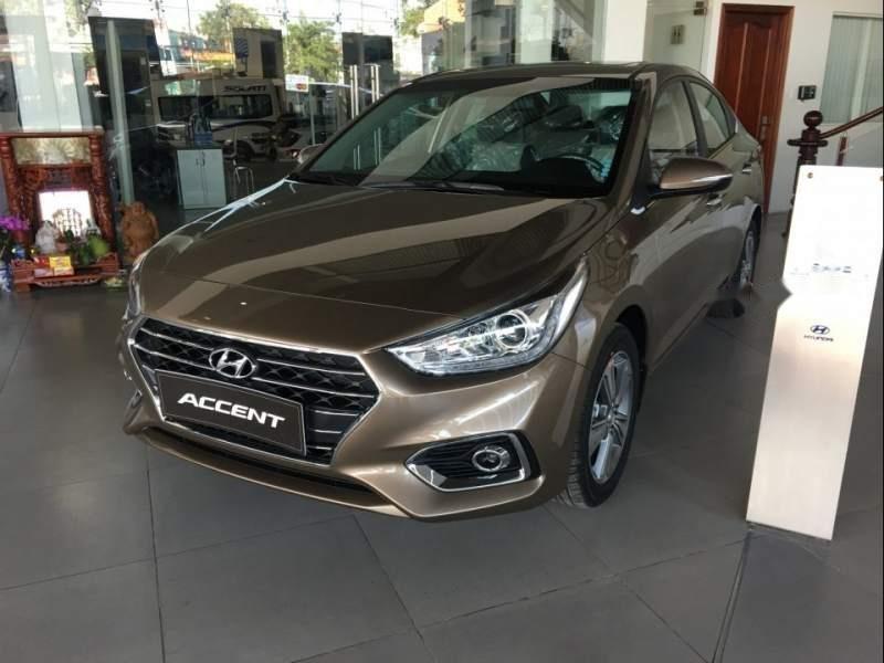 Bán Hyundai Accent 1.4 AT đời 2019, giá chỉ 499 triệu-1
