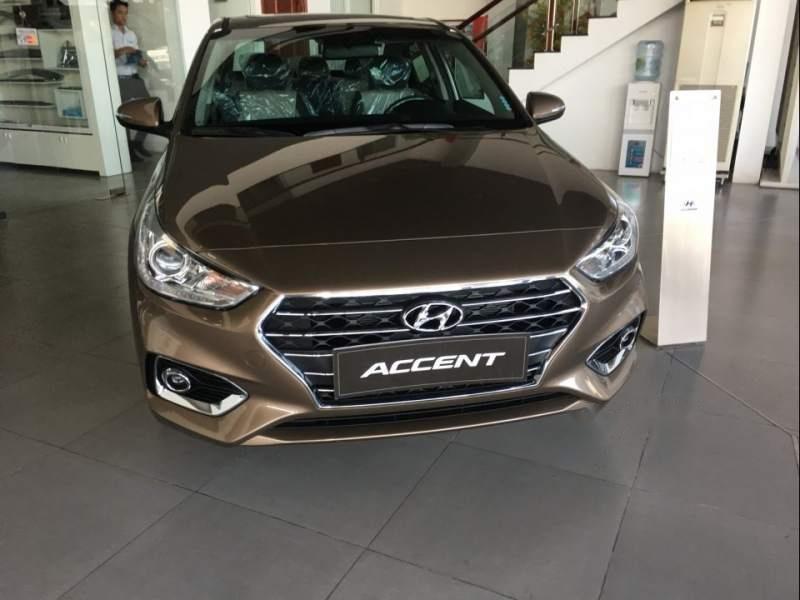 Bán Hyundai Accent 1.4 AT đời 2019, giá chỉ 499 triệu-2