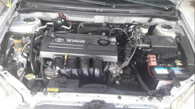 Bán ô tô Toyota Corolla altis 1.8 2002, màu bạc, xe nhập, xe gia đình (5)