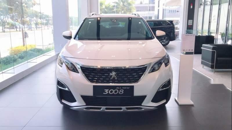 Cần bán xe Peugeot 3008 2019, màu trắng (2)