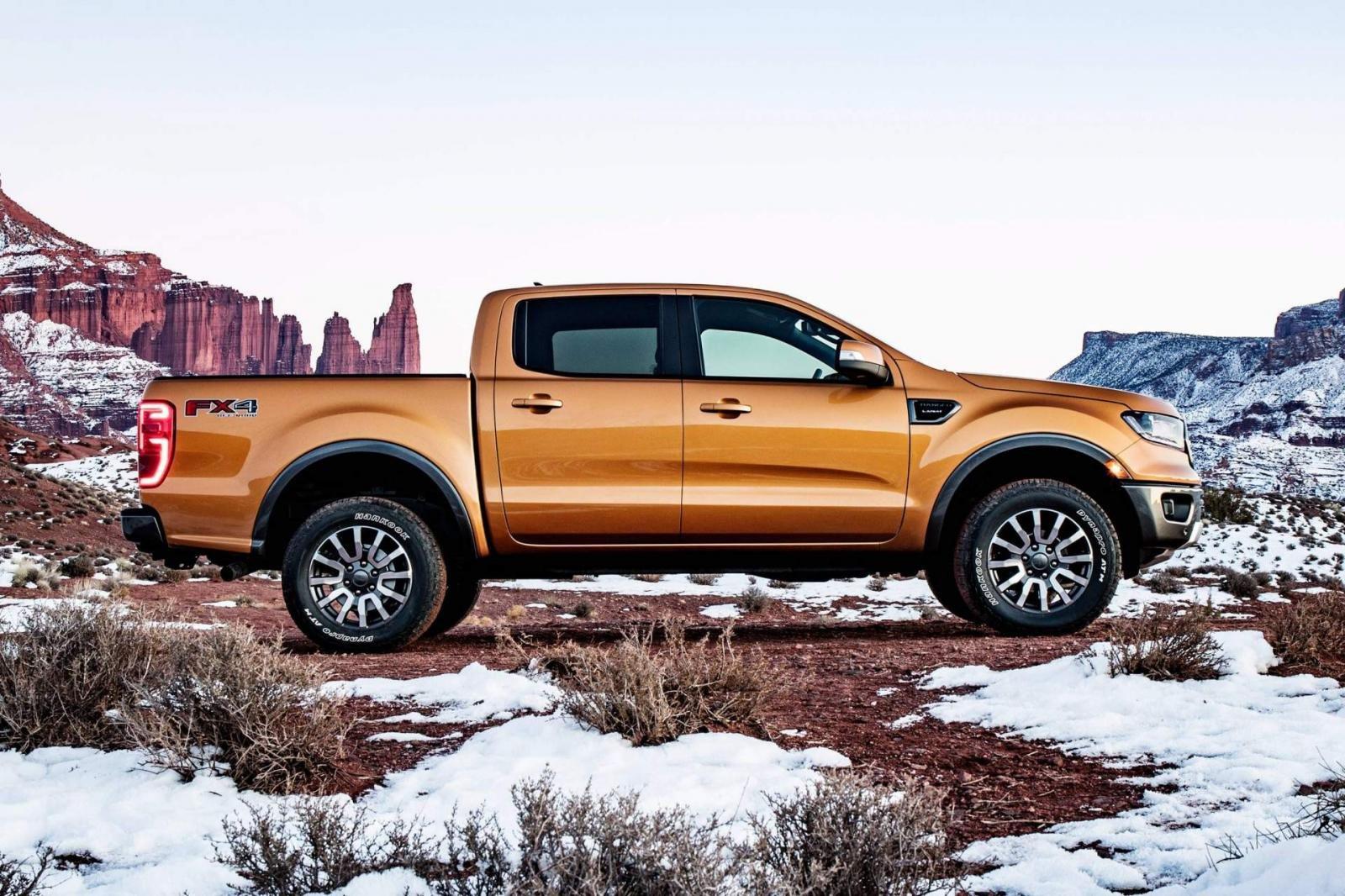 Ford Ranger bản 2019 a1