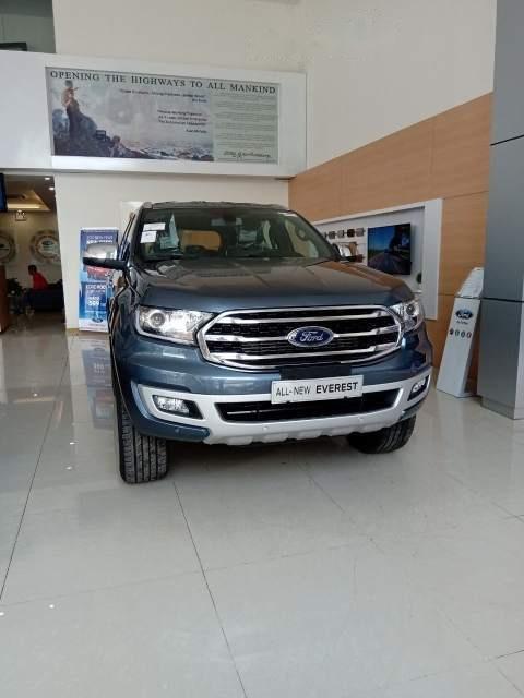 Bán Ford Everest Titanium sản xuất năm 2019, nhập khẩu-0