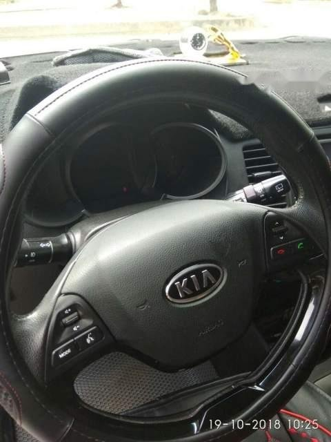 Bán ô tô Kia Morning đời 2013, màu kem (be), nhập khẩu nguyên chiếc  -1