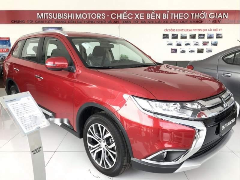 Bán Mitsubishi Outlander đời 2019, xe 7 chỗ mới 100% (2)
