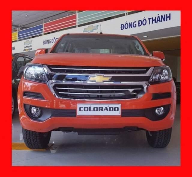 Bán xe Chevrolet Colorado sản xuất 2019, nhập khẩu, giá 624tr (1)