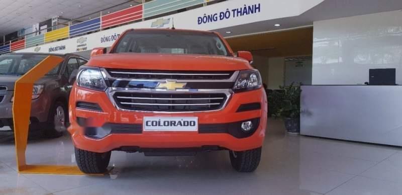 Bán xe Chevrolet Colorado sản xuất 2019, nhập khẩu, giá 624tr (3)