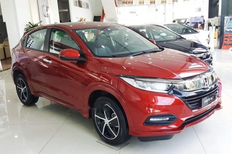 Bán Honda HR-V năm 2019, màu đỏ, nhập khẩu   (2)