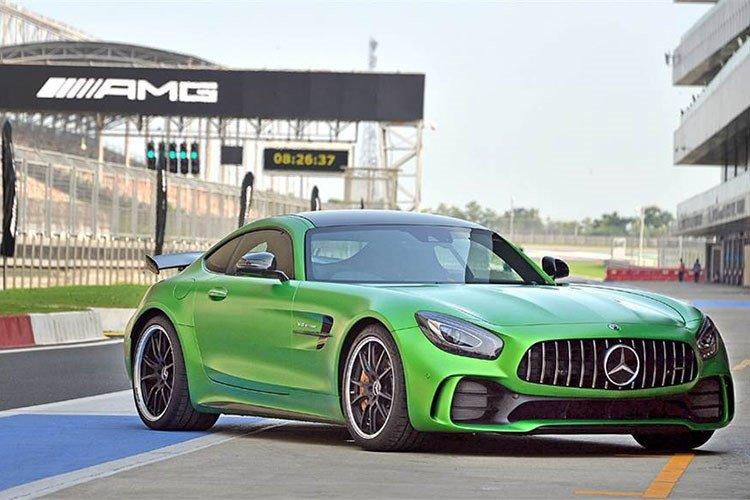 Mercedes-AMG GT 2020 bắt đầu đi vào sản xuất tại Mỹ.