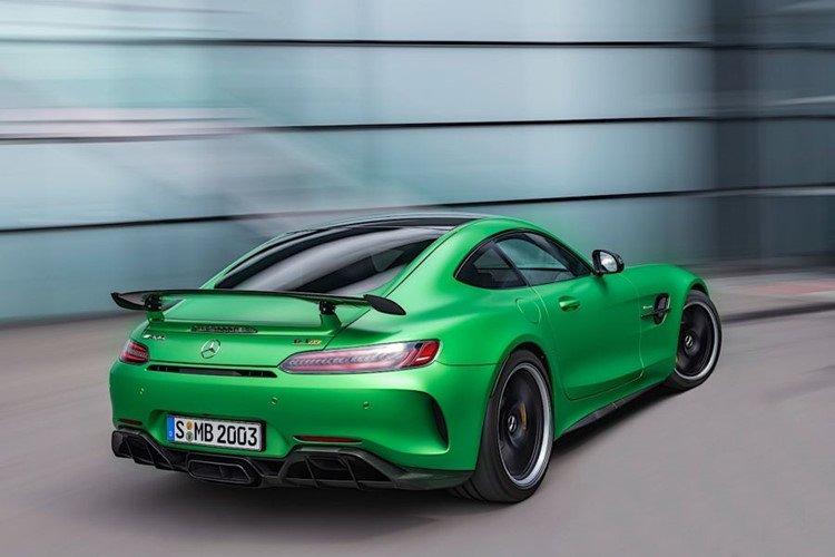 Mercedes-AMG GT 2020 bắt đầu đi vào sản xuất tại Mỹ 5
