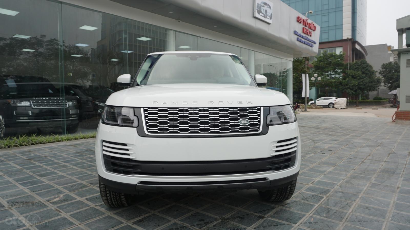 Cần bán xe LandRover Range Rover HSE năm 2019, màu trắng, xe nhập-0
