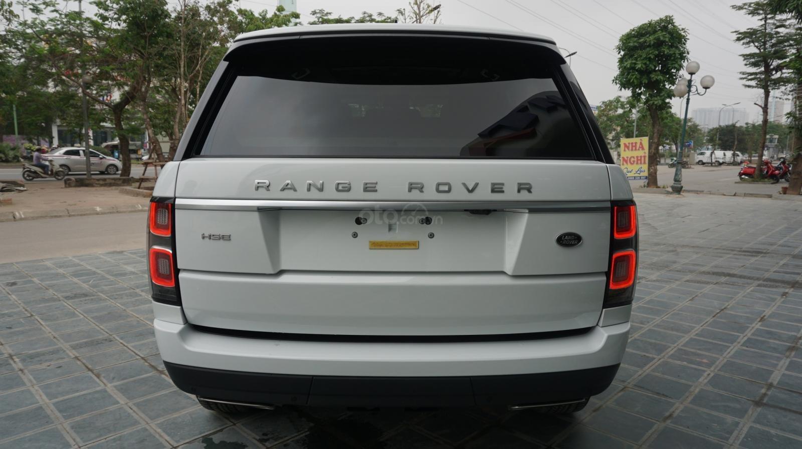 Cần bán xe LandRover Range Rover HSE năm 2019, màu trắng, xe nhập-11