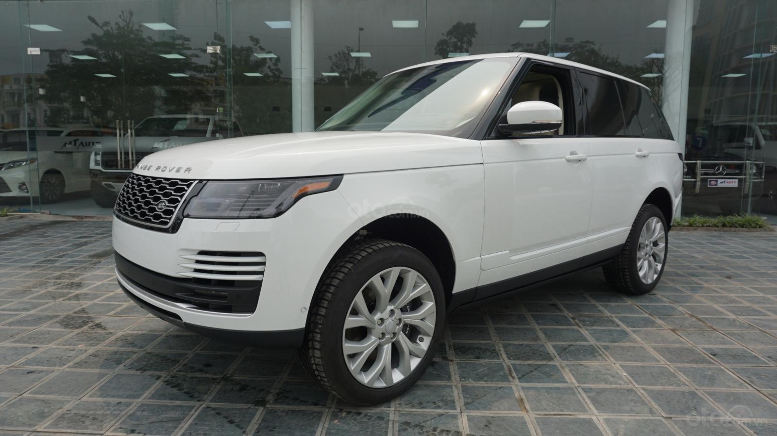 Cần bán xe LandRover Range Rover HSE năm 2019, màu trắng, xe nhập-21