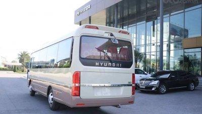 Xe khách Hyundai County 29 chỗ, khuyến mãi 30tr + vàng 9999 may mắn, hỗ trợ trả góp-5