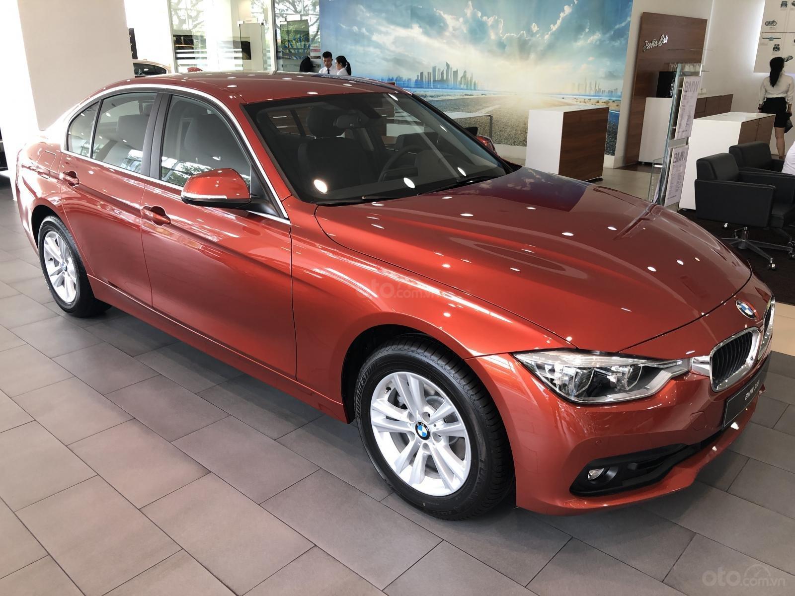 Cần bán BMW 3 Series 320i đời 2019, màu cam, nhập khẩu (2)