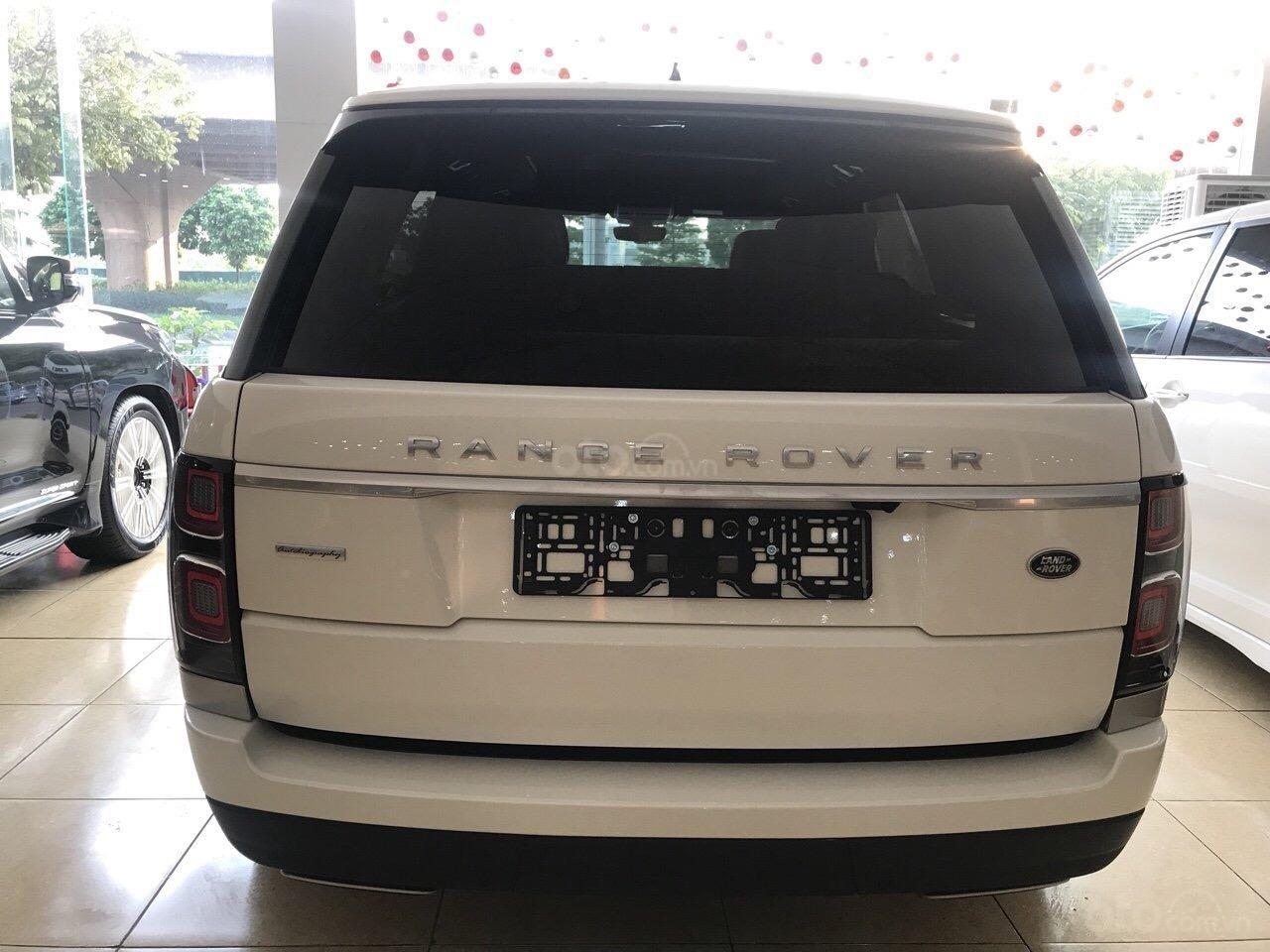 Bán ô tô LandRover Range Rover Autobiography LWB, sản xuất 2019, màu trắng, nhập khẩu nguyên chiếc (6)