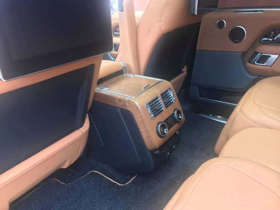 Bán ô tô LandRover Range Rover Autobiography LWB, sản xuất 2019, màu trắng, nhập khẩu nguyên chiếc (13)