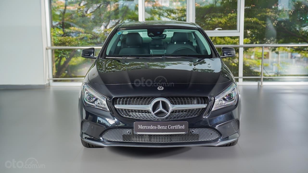 Bán Mercedes CLA200 2017 cũ, 30km, giá tốt Motorshow 2019 (2)