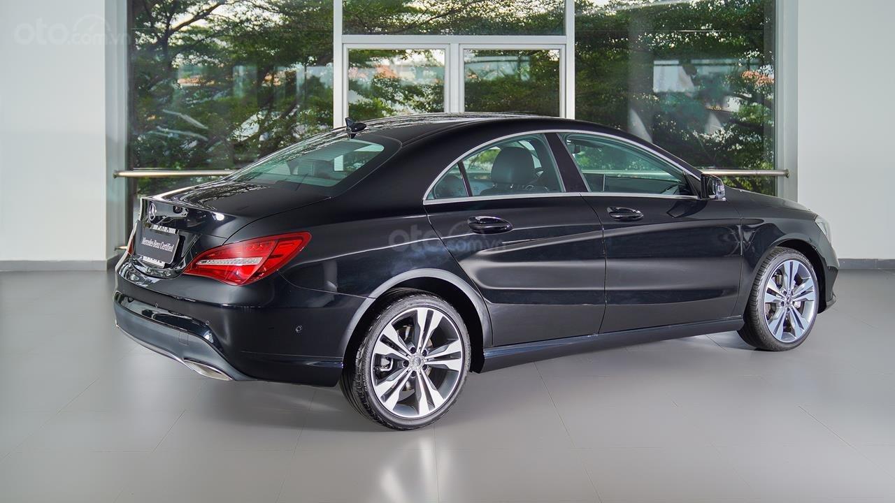 Bán Mercedes CLA200 2017 cũ, 30km, giá tốt Motorshow 2019 (4)