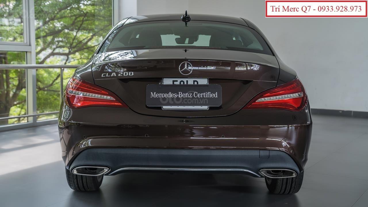 Xe lướt Mercedes-Benz CLA200 cũ 2018, giá tốt nhất Motorshow 2019 (4)