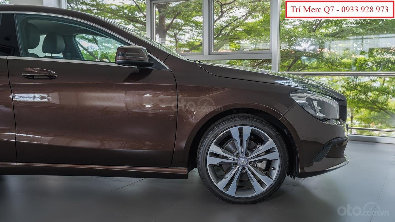 Xe lướt Mercedes-Benz CLA200 cũ 2018, giá tốt nhất Motorshow 2019 (5)