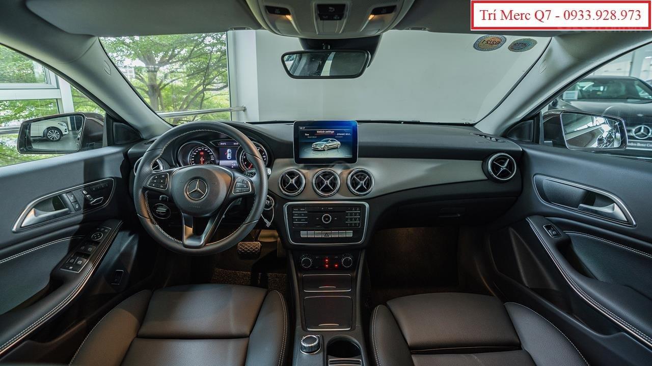 Xe lướt Mercedes-Benz CLA200 cũ 2018, giá tốt nhất Motorshow 2019 (6)